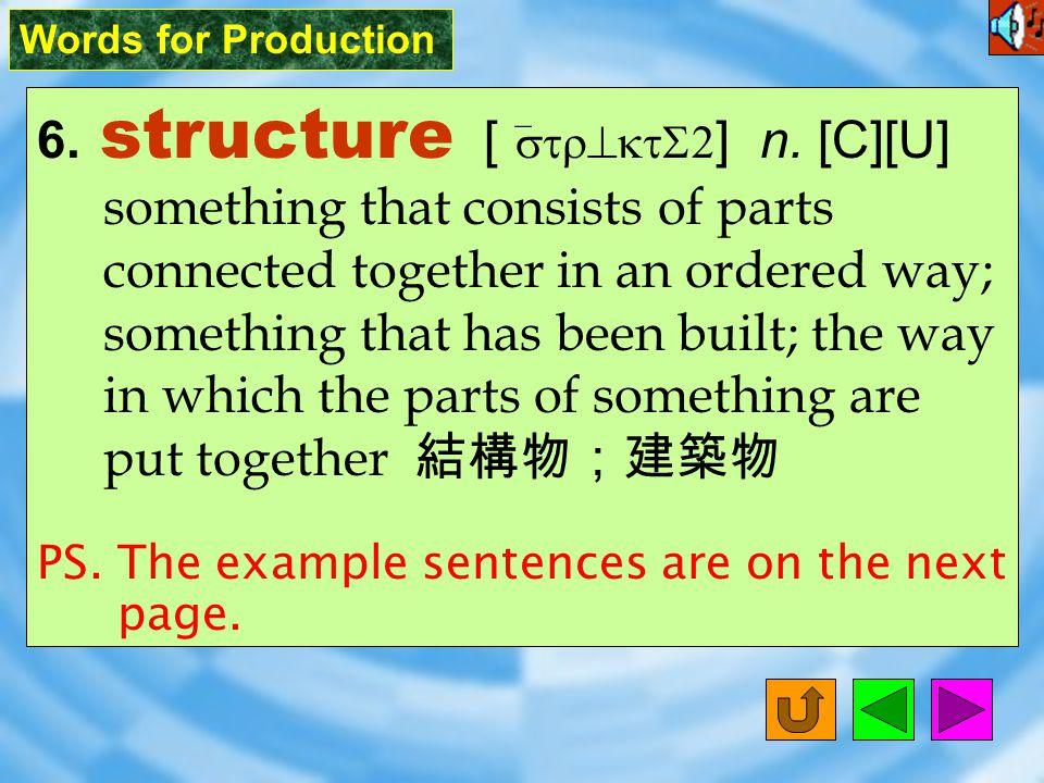 Words for Production 5. soar [ sor ] vi.