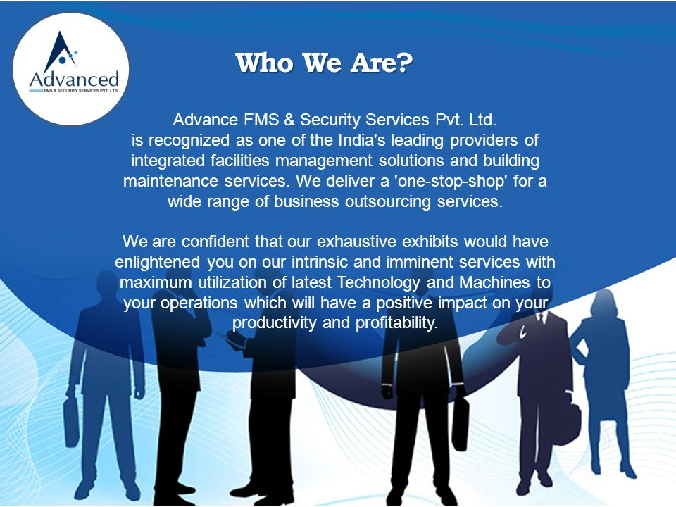 Advance FMS & Security Services Pvt. Ltd.