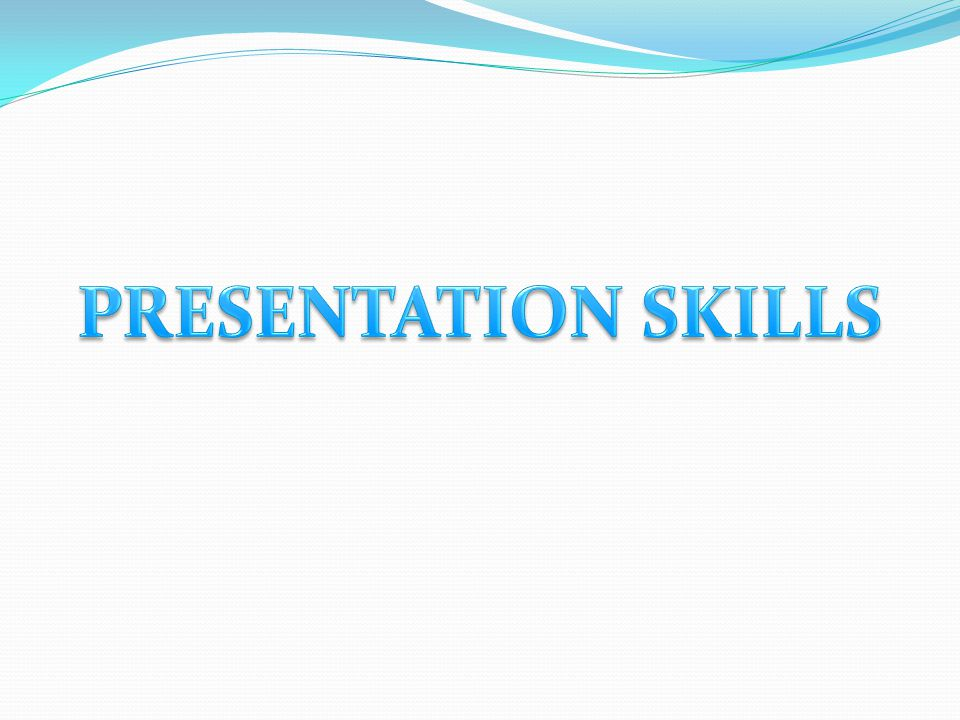 3 Stages to Presentation PREPARE – Developing the Message (WHAT) OpeningContent/Body Closing