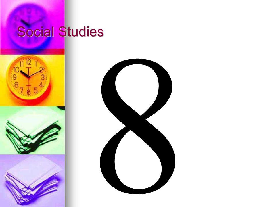 Social Studies 8