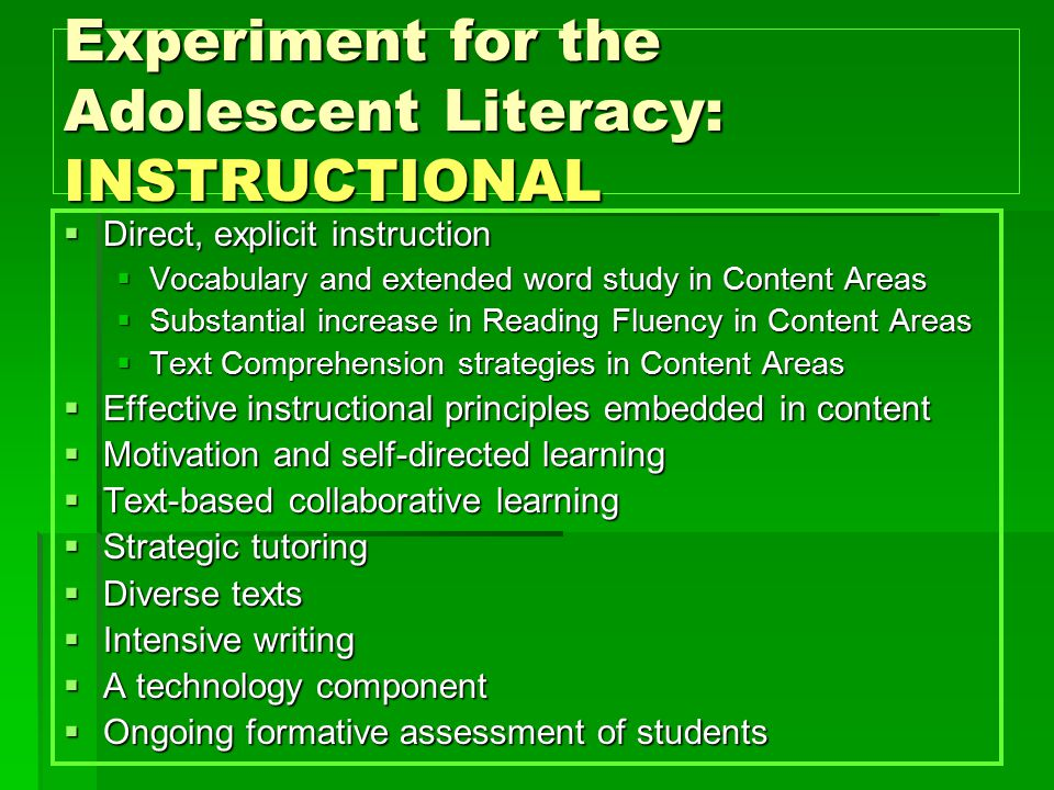  Lesson Design  Reading Content alignment: vertical and horizontal teaming—ELL, Spec.Ed.
