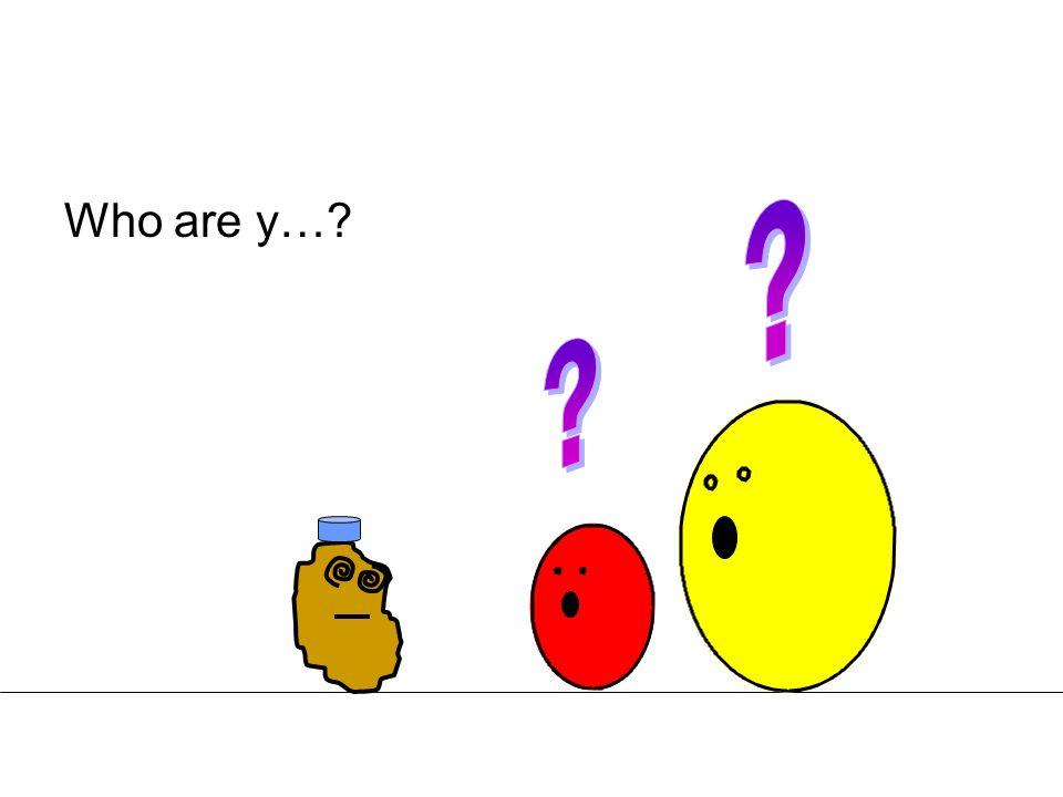Who are y…