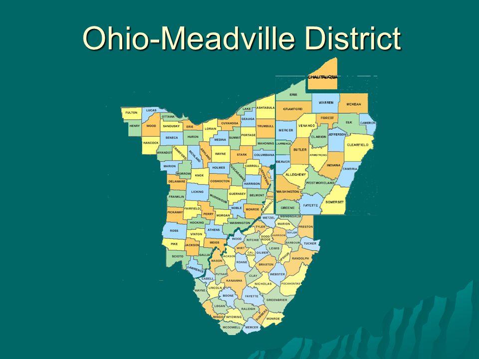Ohio-Meadville District