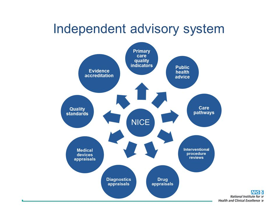 Independent advisory system