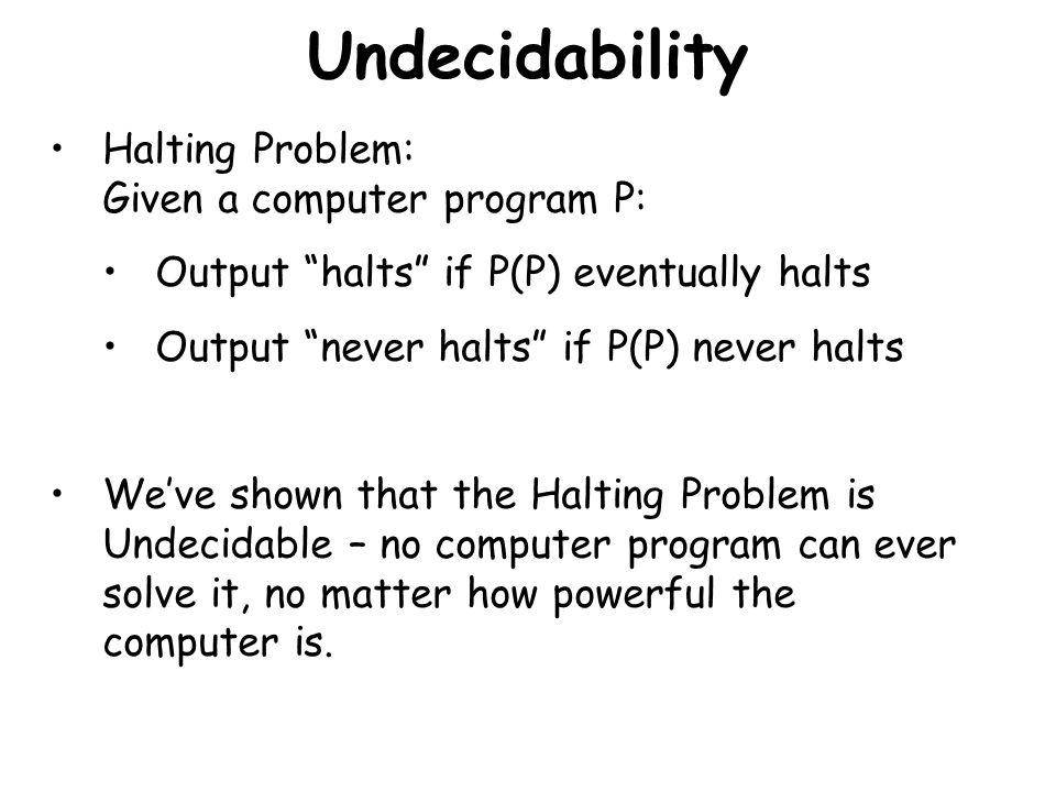 Proof by Contradiction Does NonConformist(NonConformist) halt.