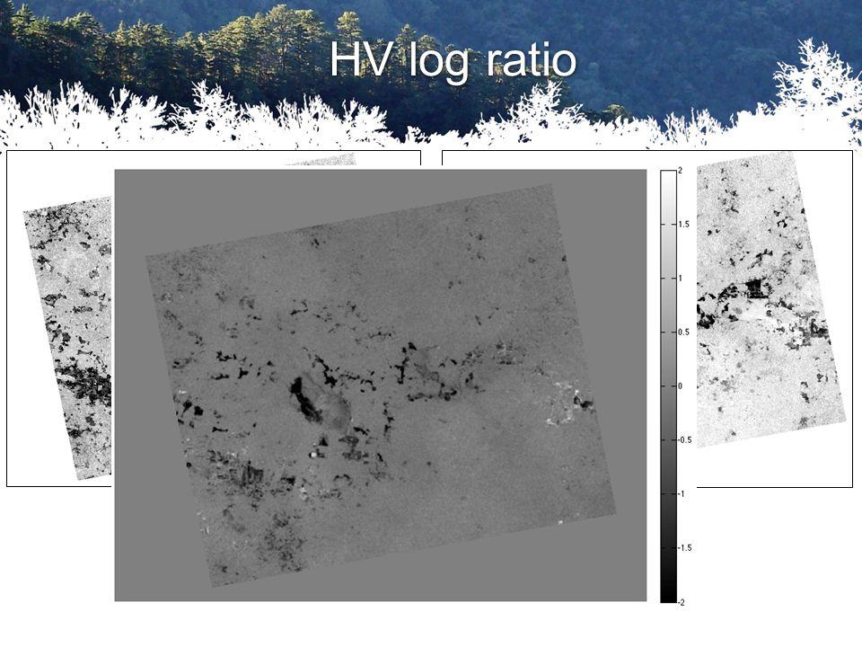 HV log ratio 08-2007 09-2010