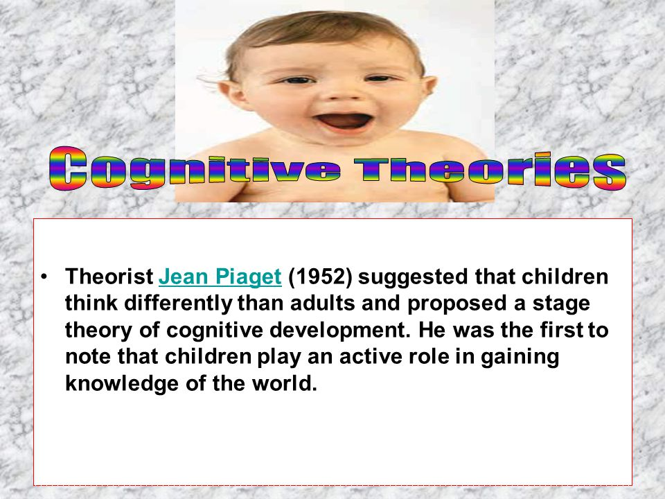 Social Development Theories There is a great deal of research on the social development of children. John Bowbly proposed one of the earliest theories