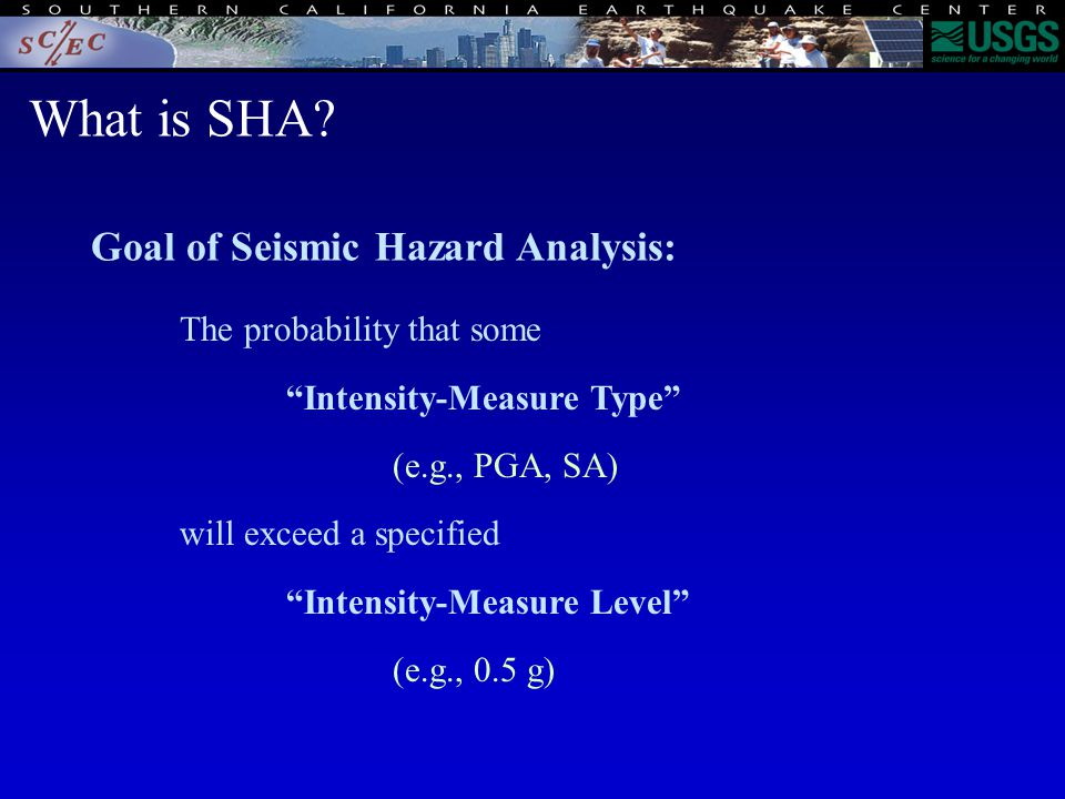 What is SHA.