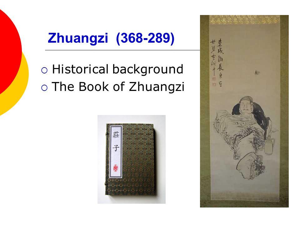Historical background  Chinese eremiticism  Southern shamanism http://www.youtube.com/watch?v=TxgGWsjyjEI