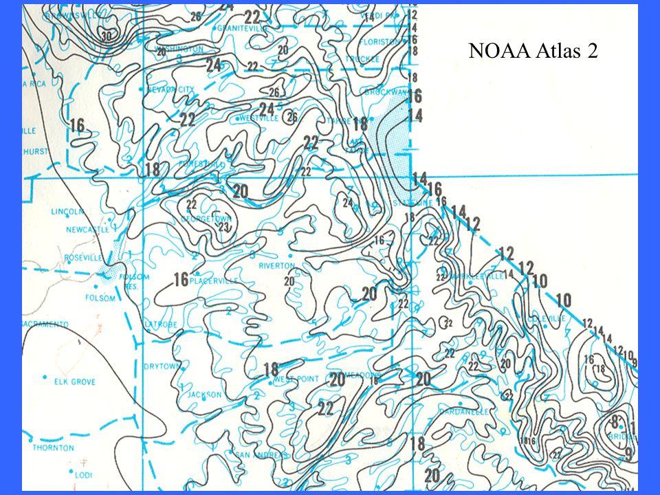 NOAA Atlas 2