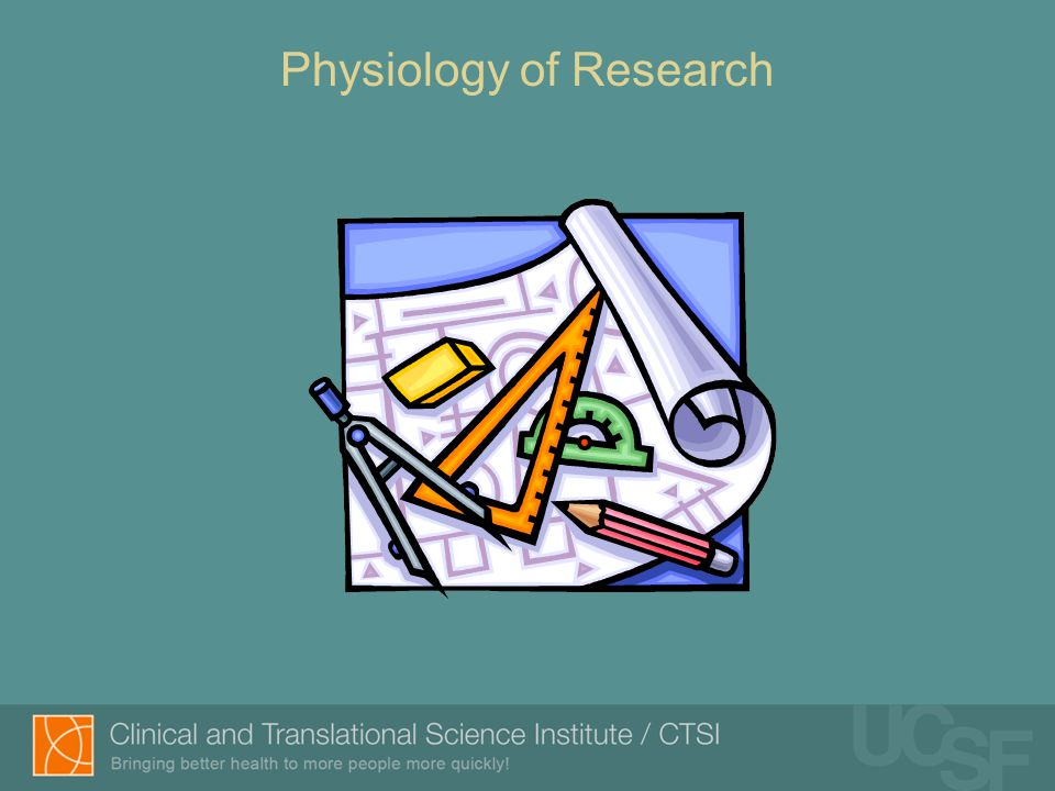 Physiology of Research