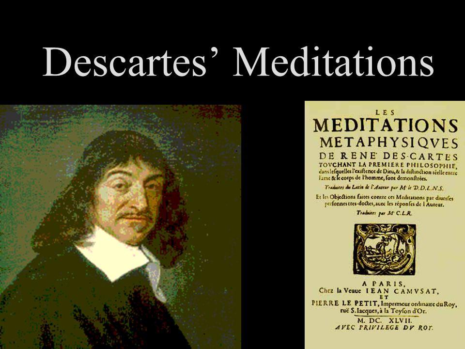 Descartes' Meditations