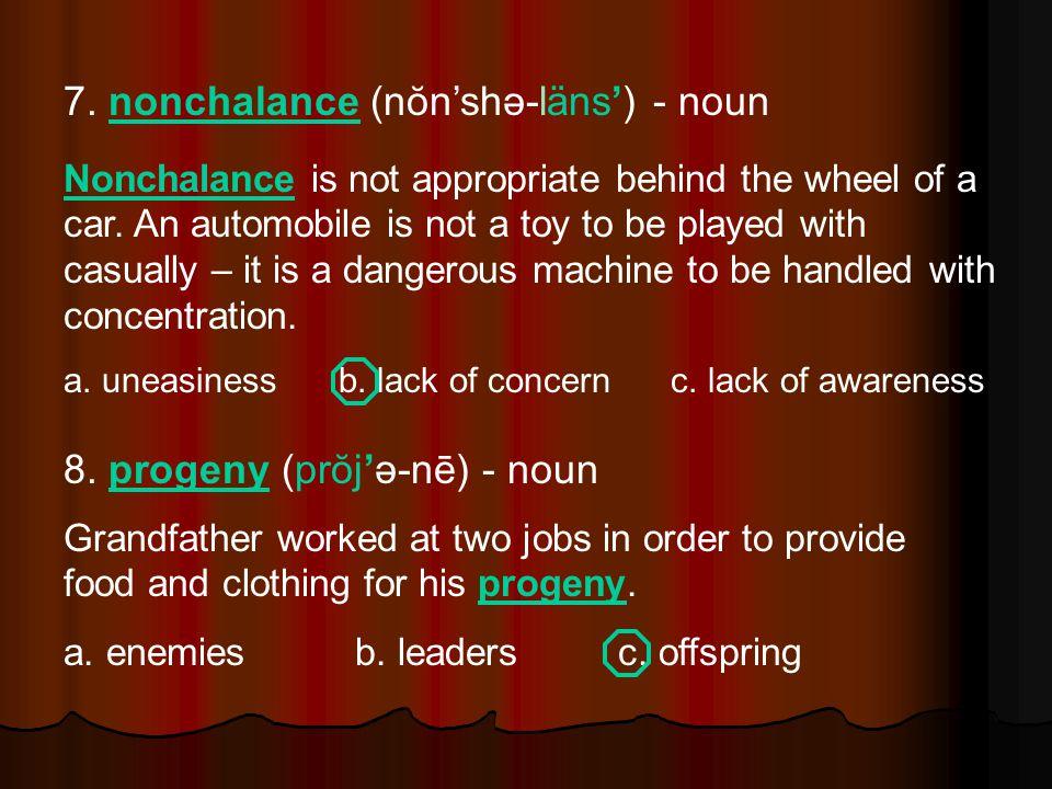 5.misanthrope (mĭs'ən-thrōp') - noun One of our neighbors is a true misanthrope.