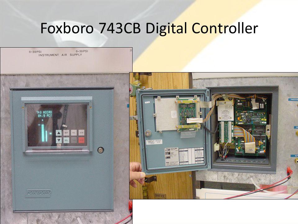 Foxboro 743CB Digital Controller