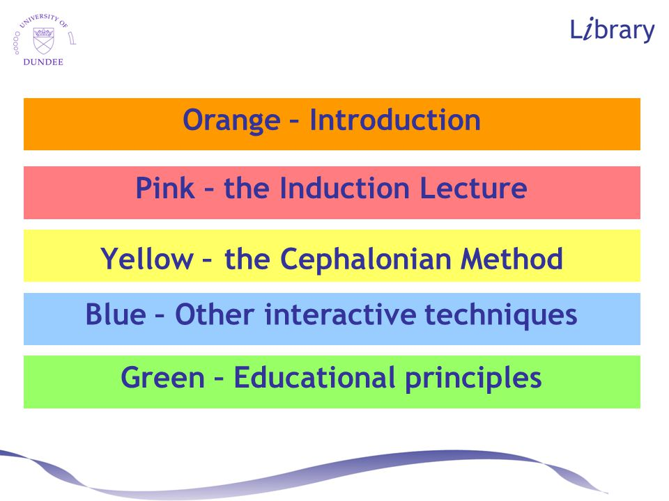 LILAC 2007 Tuesday 27 th March 2007 Are We Having Fun Yet? Developing interactive lectures and presentations Andy Jackson Teaching & Learning Libraria