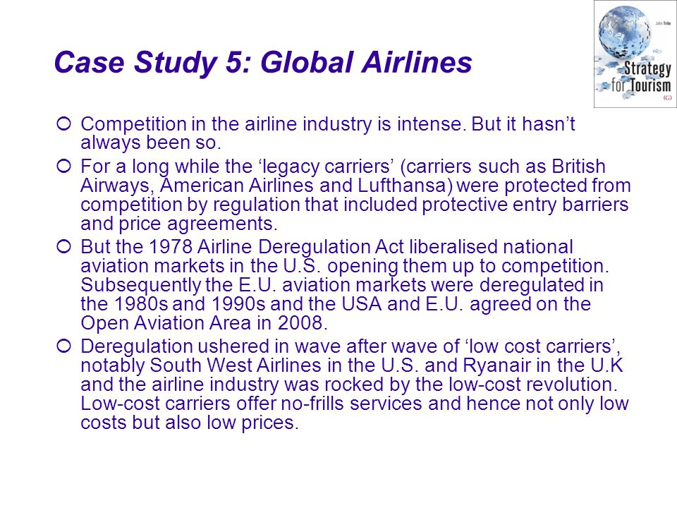 west jet airlines case study porter s 5 forces Case study: porter airlines  air canada, the national flag-carrier, and westjet, a low- cost airline modelled on southwest airlines most start-ups focused on high-density routes and tried to.