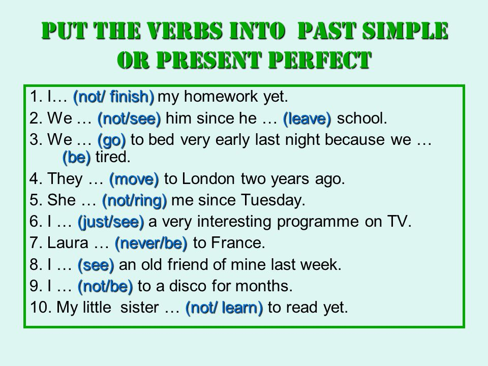 Fill in with 'yet', 'ago', 'ever', 'last night', 'for' or 'since Fill in with 'yet', 'ago', 'ever', 'last night', 'for' or 'since ' My father went to