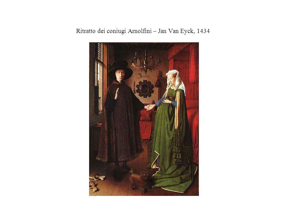 Ritratto dei coniugi Arnolfini – Jan Van Eyck, 1434