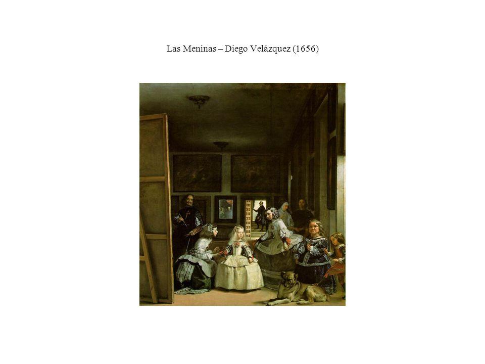 Las Meninas – Diego Velázquez (1656)