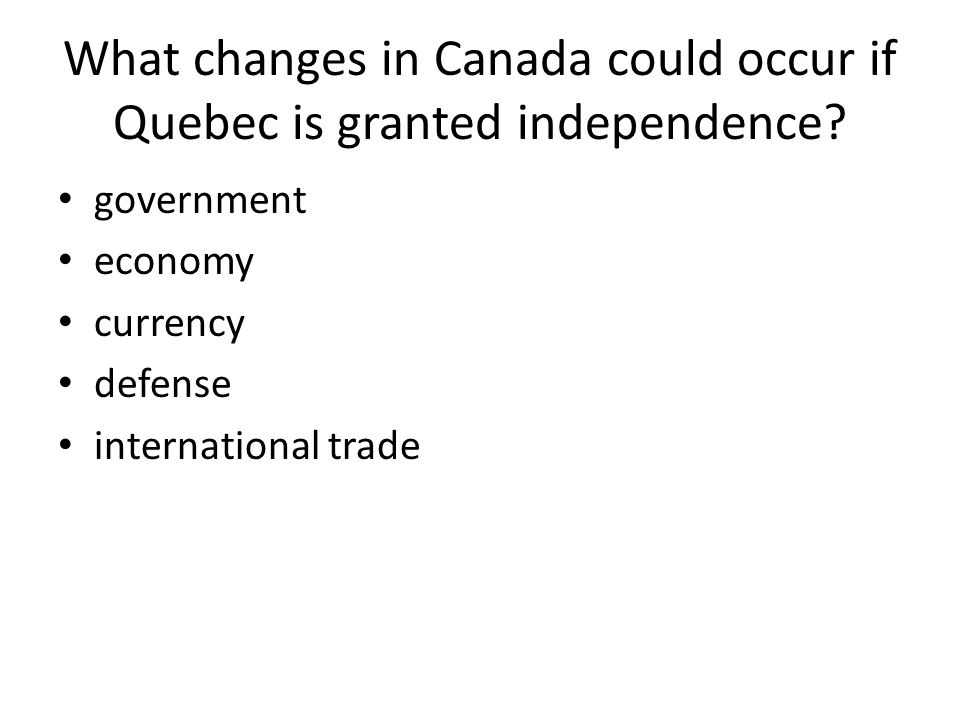 How have the French and English influenced the language of Canada.