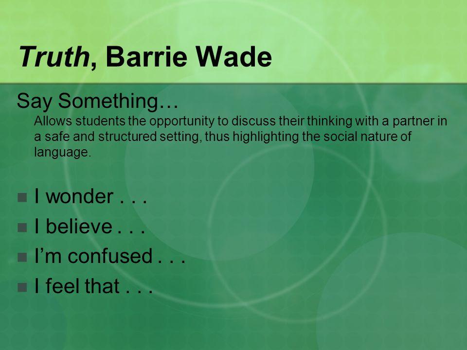 Vocabulary Development Through Word & Concept Sorts