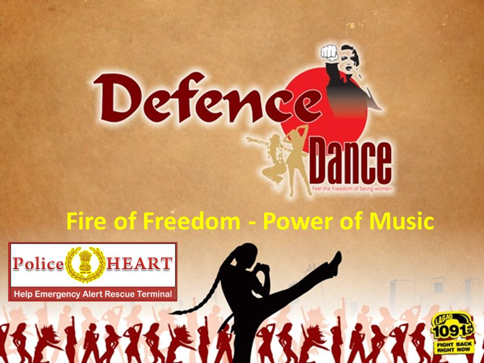Fire of Freedom - Power of Music