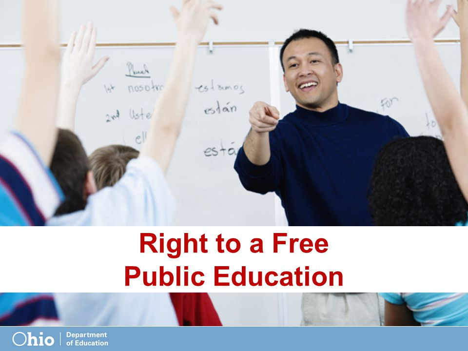 Right to a Free Public Education