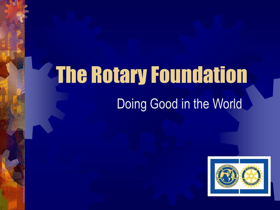 The Rotary Foundation Group Study Exchange Ambassadorial Scholarships