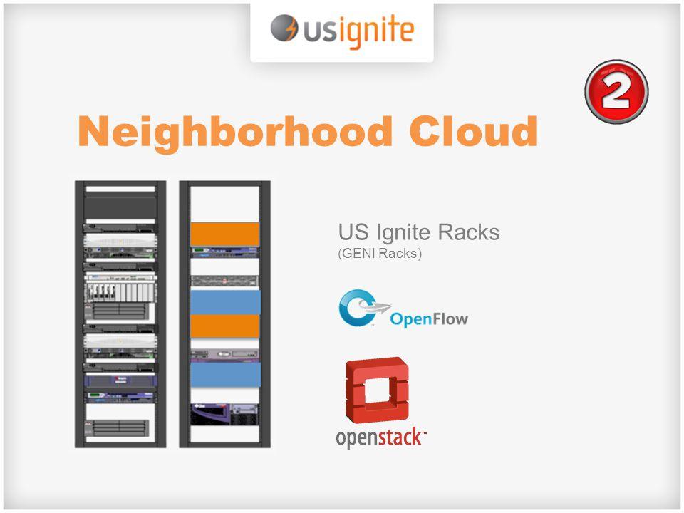 Neighborhood Cloud US Ignite Racks (GENI Racks)