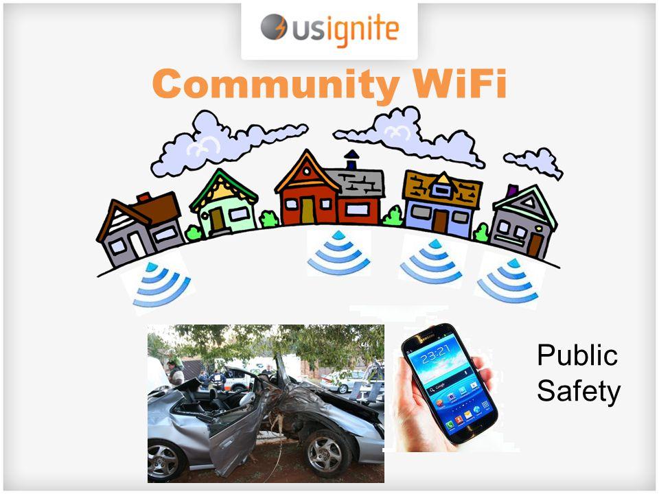 Public Safety Community WiFi