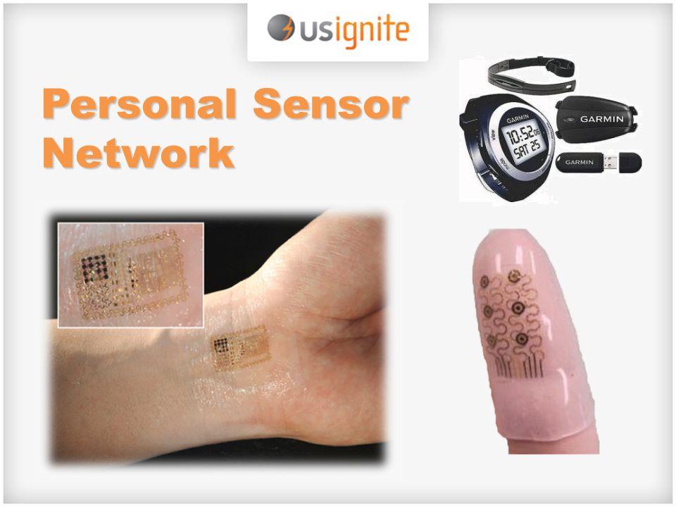 Personal Sensor Network