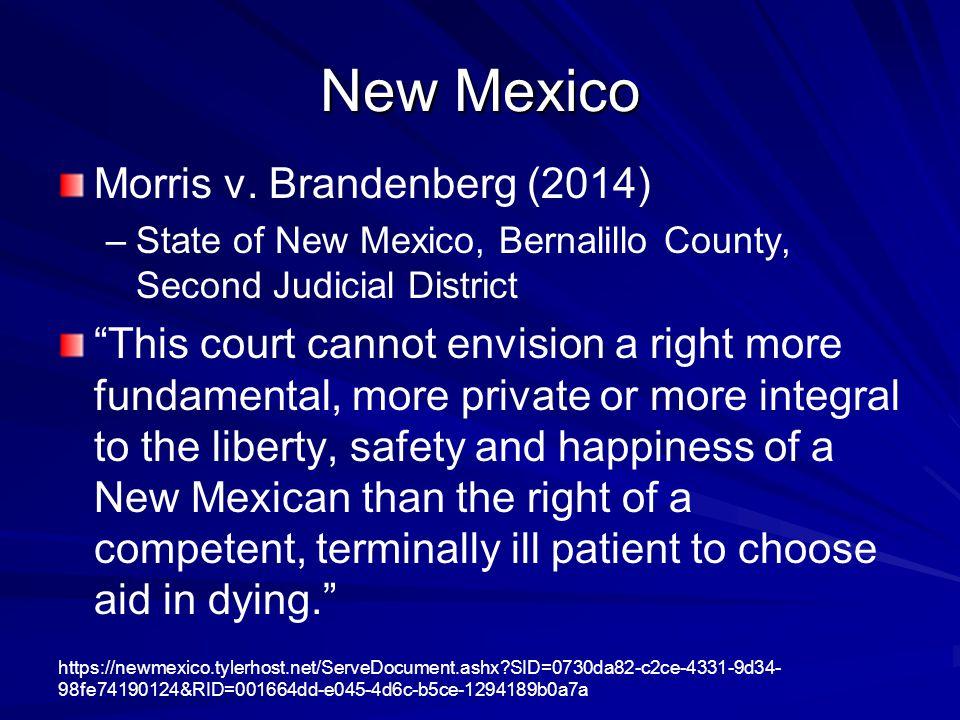New Mexico Morris v.