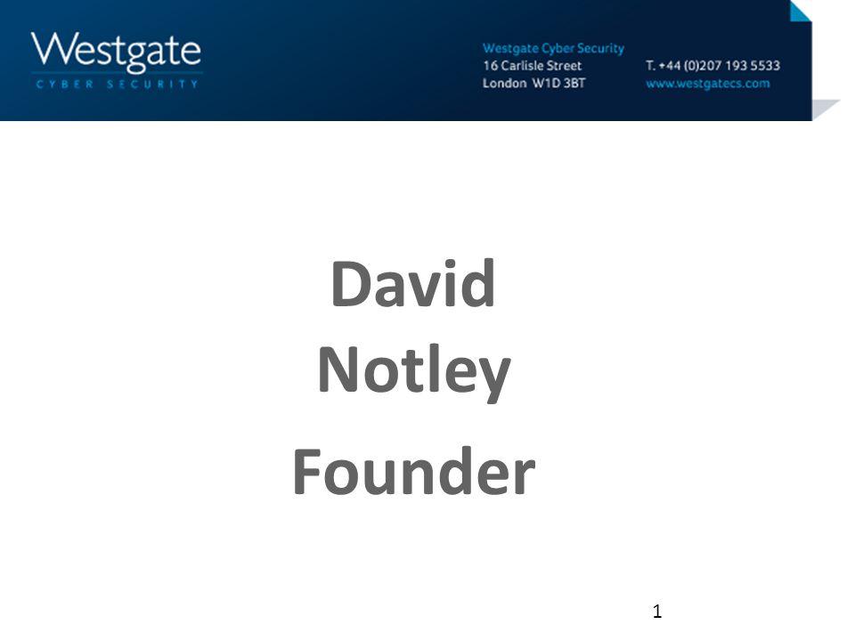 1 David Notley Founder