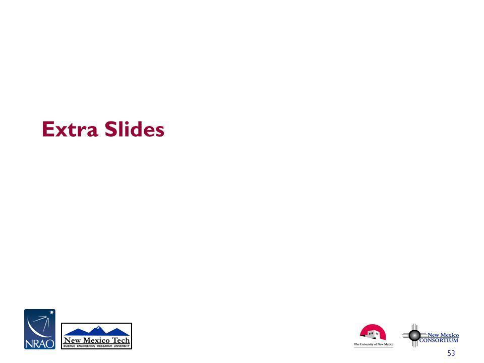 Extra Slides 53