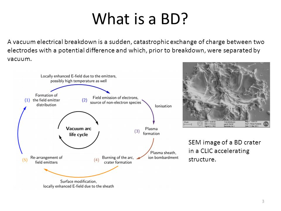 What is a BD.