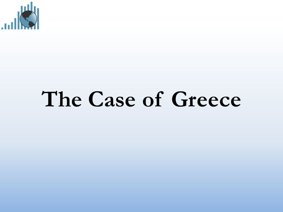 The Case of Greece
