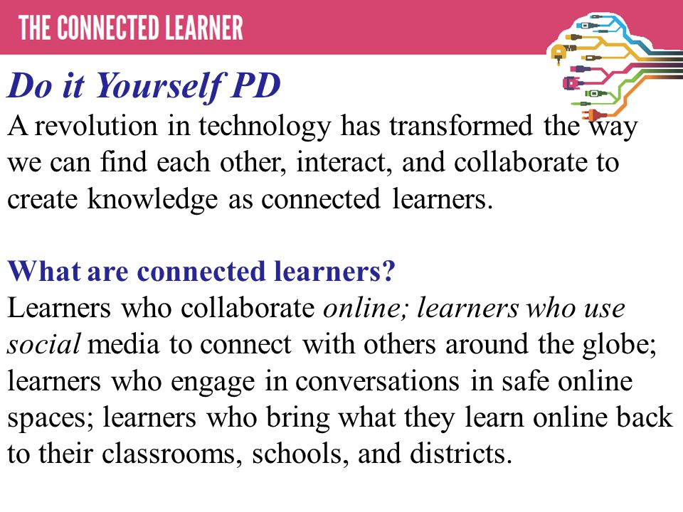 6 Learning One-on-one Classroom community