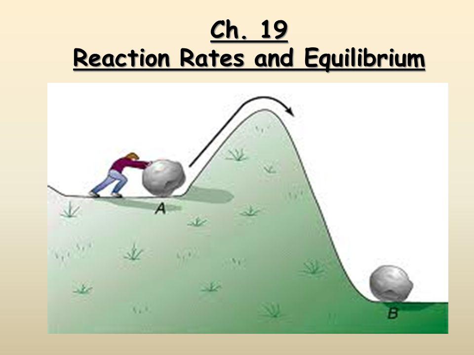 RICE example from video R H 2 (g) + F 2 (g) ↔ 2HF(g) I1.00 M2.00 M0.00 M C-x +2x E1.00-x2.00-x2x