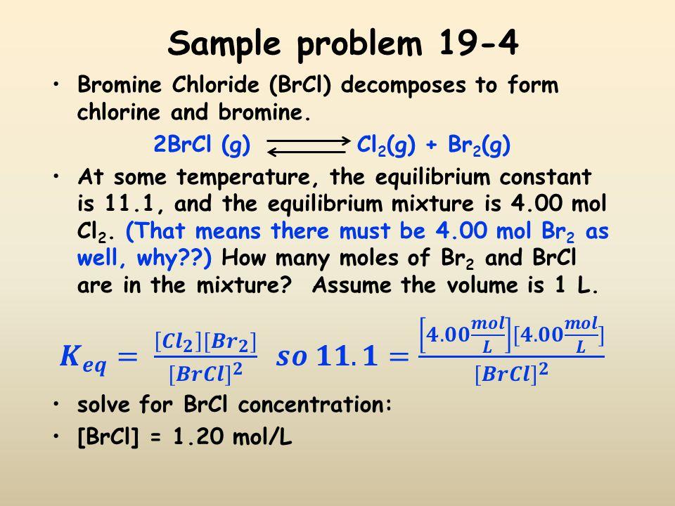 Sample problem 19-4