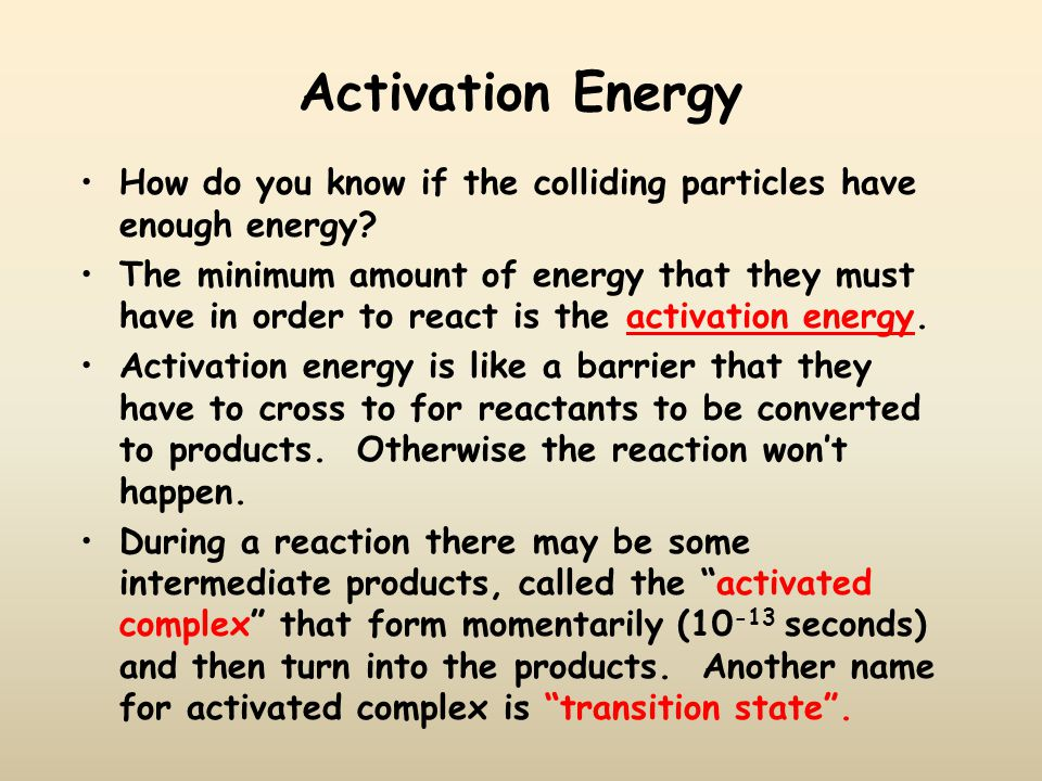 If you were to graph all the energy changes that occur as reactants are converted to products in a chemical reaction, that would be a reaction progress curve.
