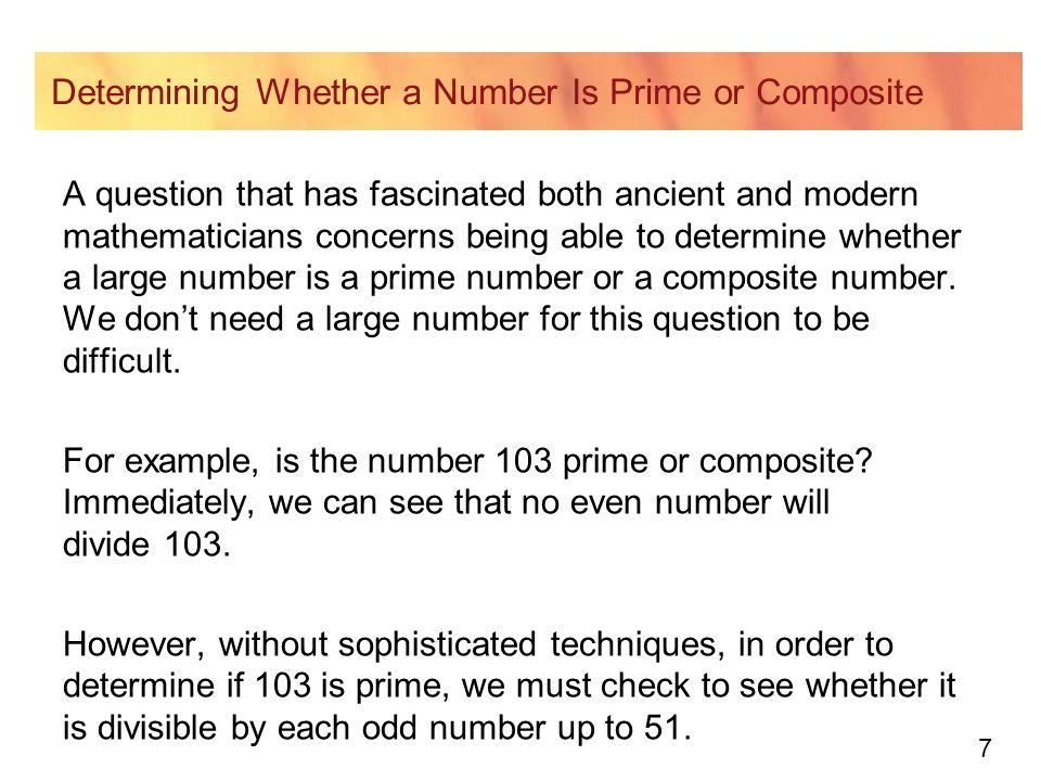18 Prime Factorization