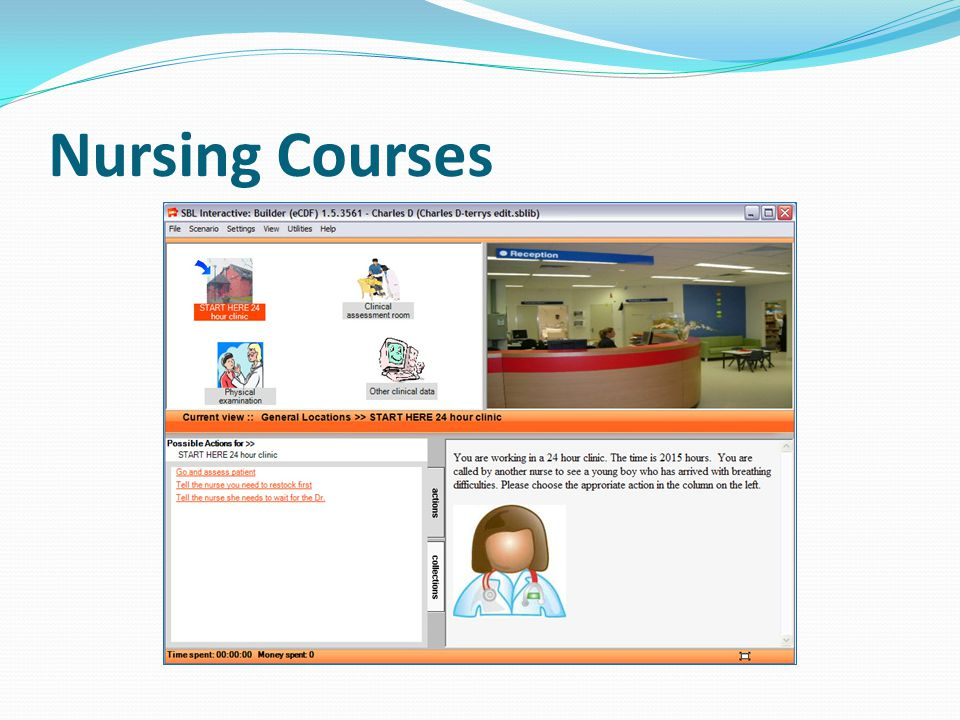 Nursing Courses