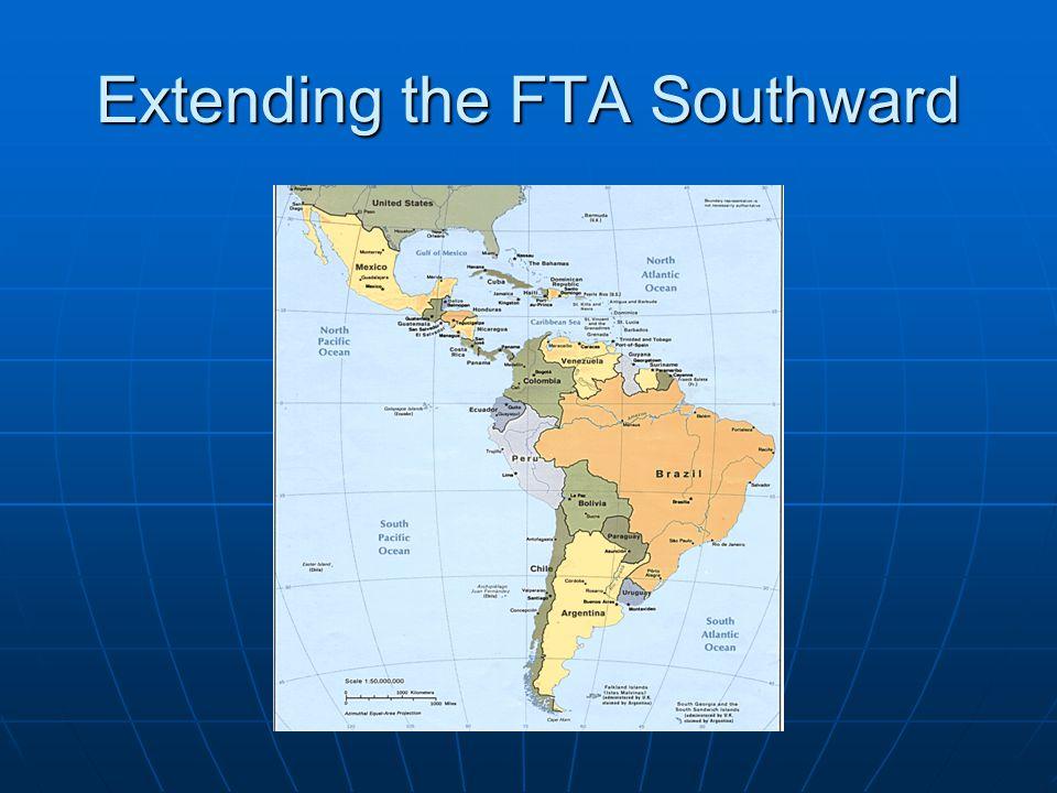 Extending the FTA Southward