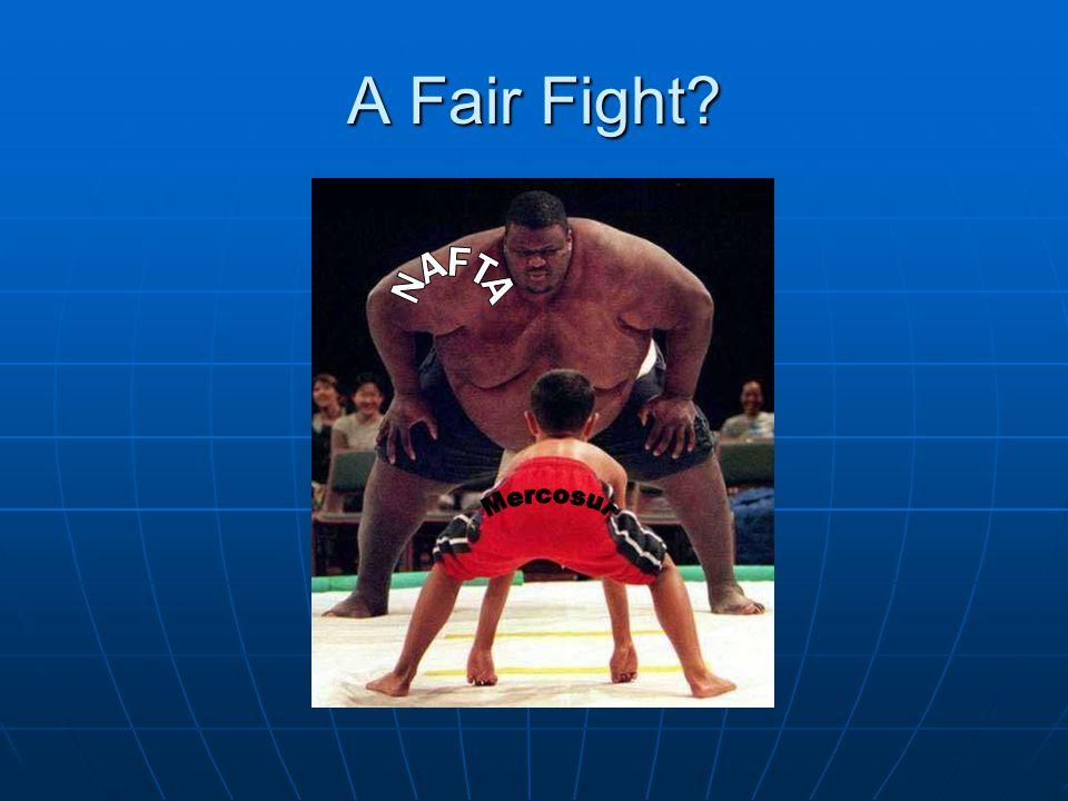 A Fair Fight?