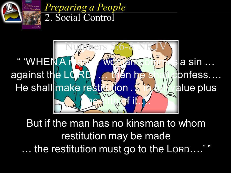 Preparing a People 2.