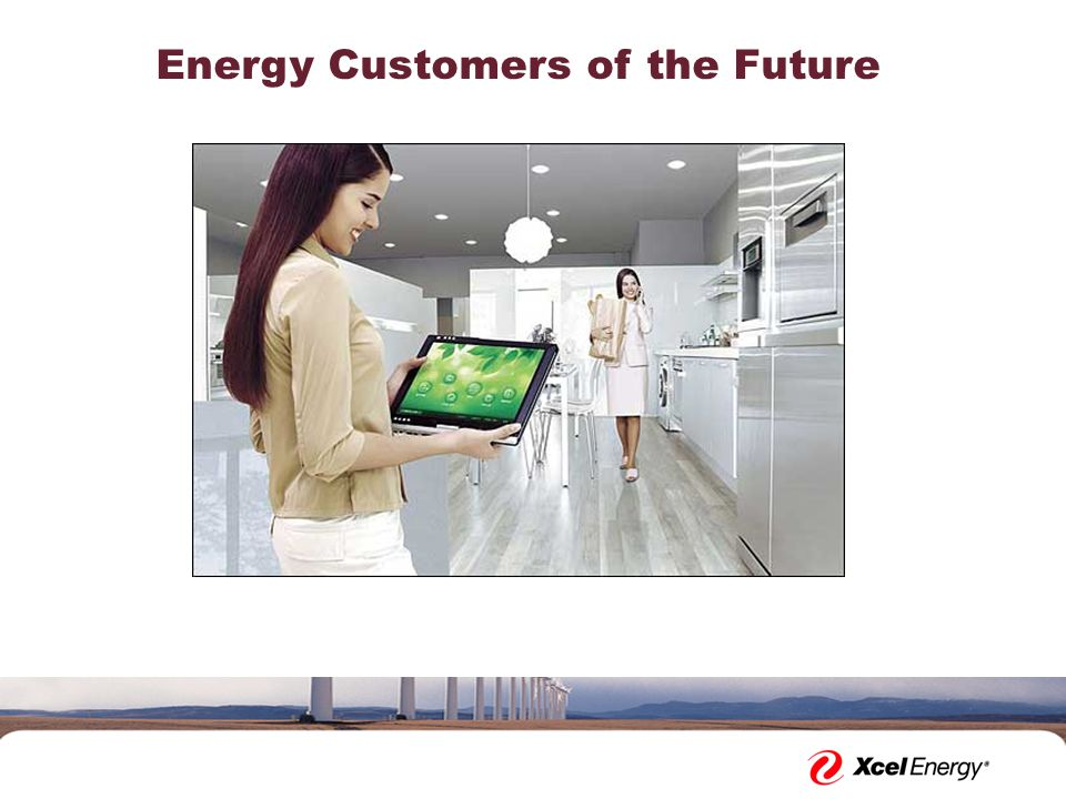 Energy Customers of the Future