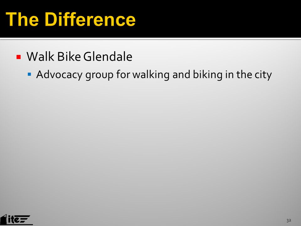  Walk Bike Glendale  Advocacy group for walking and biking in the city 32