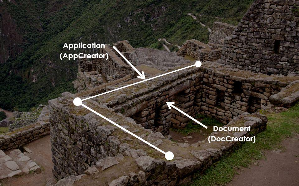Document Application (DocCreator) (AppCreator)