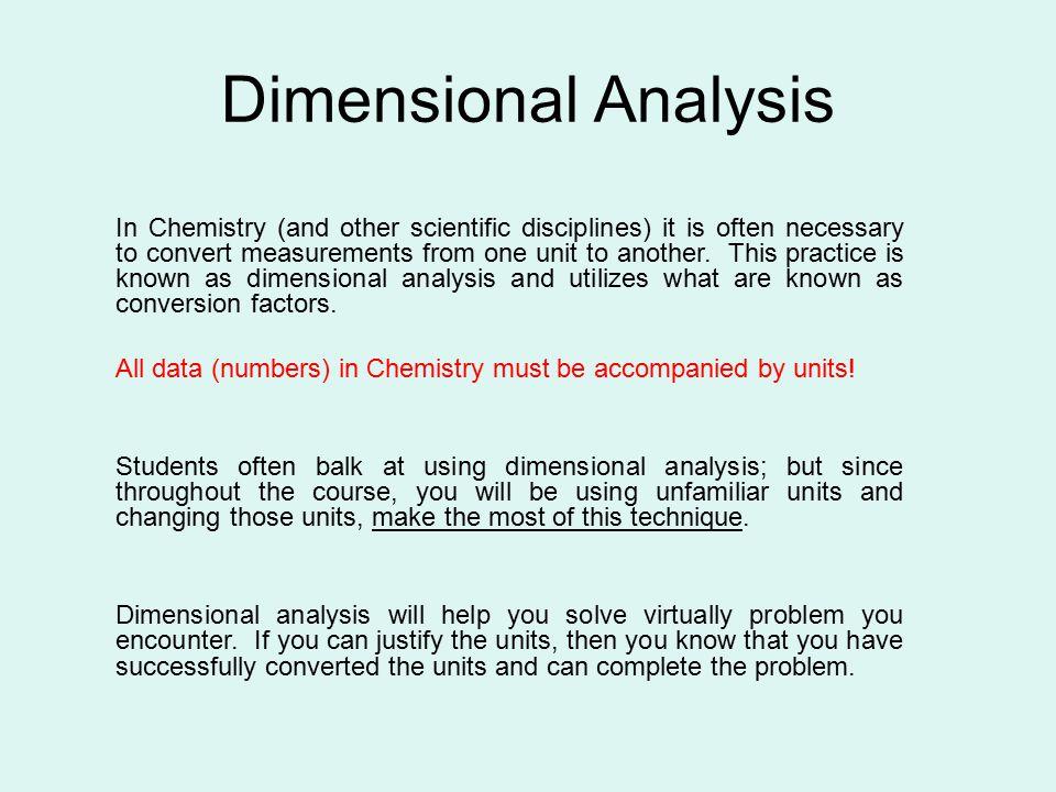Conversion Factors A conversion factor is a ratio in which the numerator and denominator are equivalent.