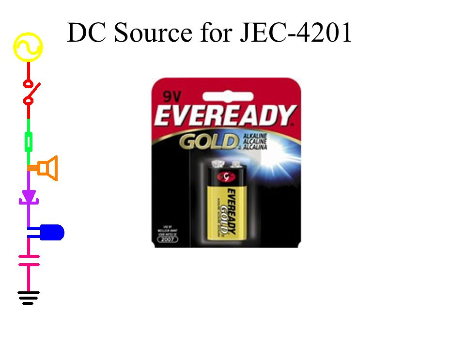 DC Source for JEC-4201